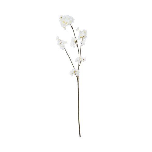 BUTLERS Kunstblume »FLORISTA Kirschblütenzweig 84 cm«, , höhe 84 Zentimeter, Creme