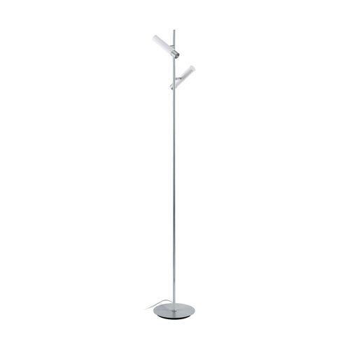 Licht-Trend Stehlampe »LED Itaqu 2-flg. Weiß, Chrom«