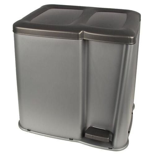 Centi Mülltrennsystem »Doppelabfalleimer«