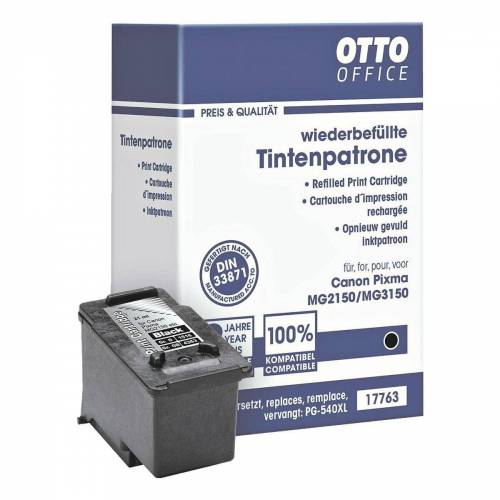 Otto Office »PG-540XL« Tintenpatrone, schwarz