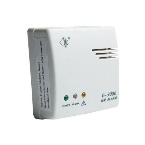 CORDES Gasmelder (Gasmelder CC-3000 Rauchmelder Feuermelder Brandmelder Kohlenmonoxid)