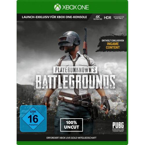 Xbox One Playerunknown's Battleground v1.0