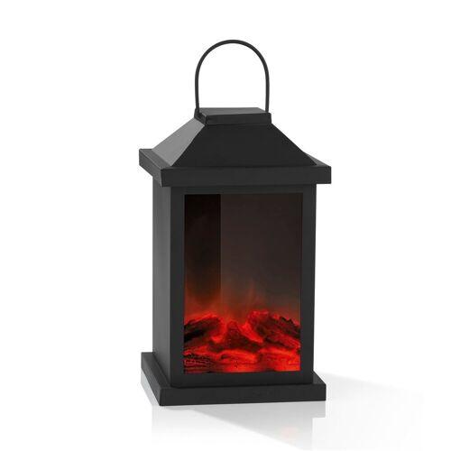 EASYmaxx LED Laterne, Flamme 4,5V