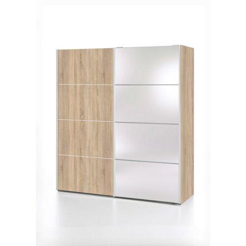 ebuy24 Kleiderschrank »Veto Kleiderschrank 1 Tür und 1 Spiegeltür breite«