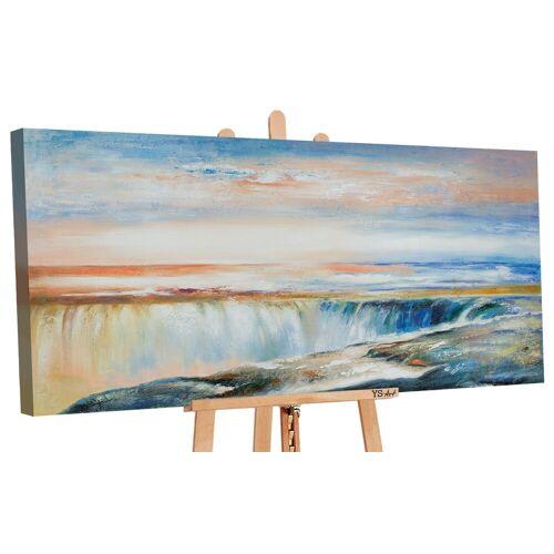 ART YS-Art Gemälde »Die Kraft der Natur II 150«