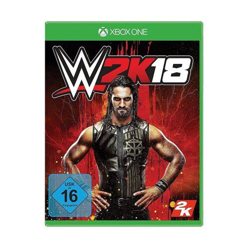 XBOXONE WWE 2K18