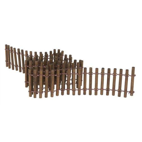 VBS Dekofigur »Rundholz Zaun«, 80 cm x 5 cm