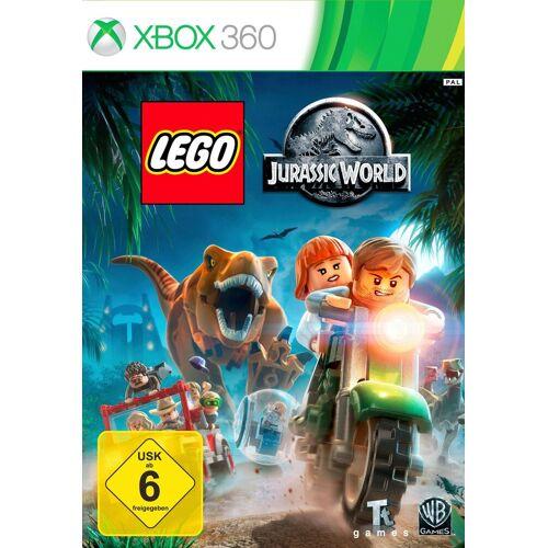 Warner Games Lego Jurassic World Xbox 360, Software Pyramide