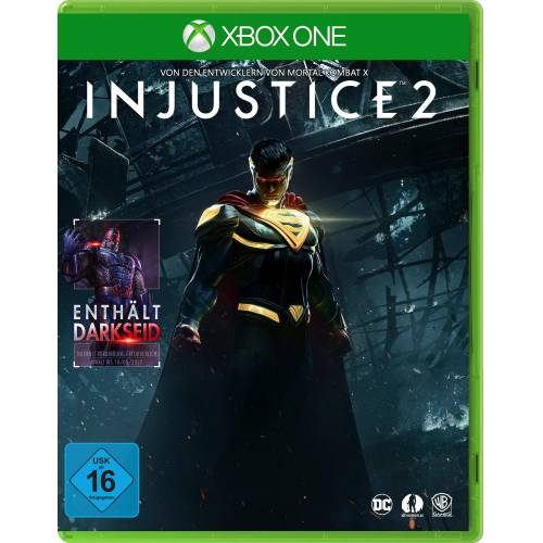 Warner Games Injustice 2 Xbox One, Software Pyramide