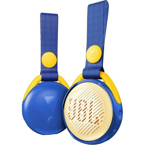JBL POP Bluetooth-Lautsprecher (Bluetooth), blau