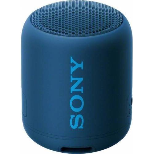 Sony SRS-XB12 Bluetooth-Lautsprecher (Bluetooth, NFC), blau