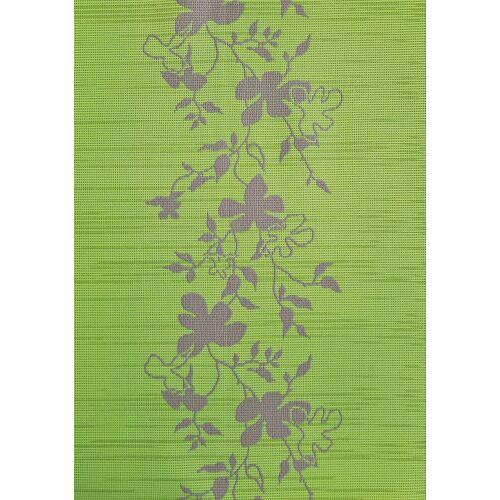 """Friedola Tischläufer »Garten-Tischläufer """"Flowers"""", 40x150 cm«, grün"""