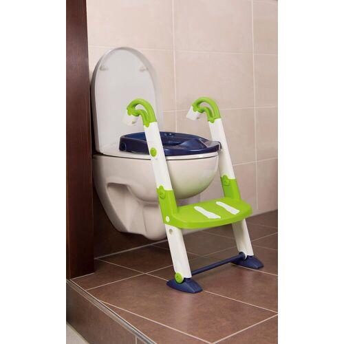 KidsKit Toilettentrainer »Toilettentrainer 3 in 1, bunt«, blau