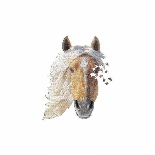 Shape Puzzle Pferd 550 Teile
