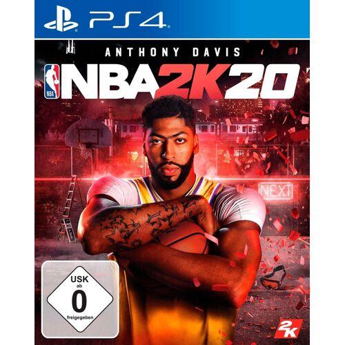 2K NBA 20 PlayStation 4