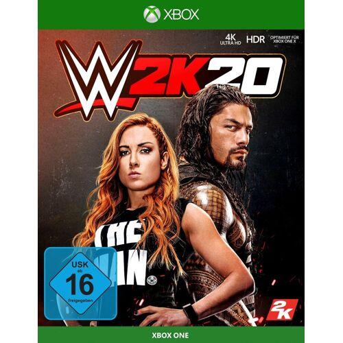 2K WWE 20 Xbox One