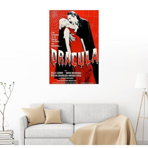 Posterlounge Wandbild, Dracula