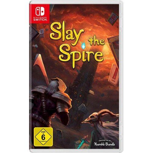 Humble Bundle Slay the Spire Nintendo Switch