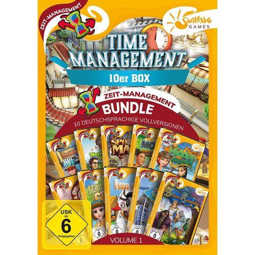 PC Timemanagement 10-Er Box Vol.1