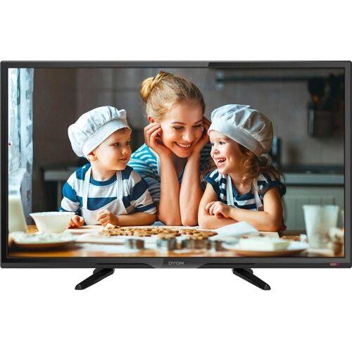Dyon ENTER 24 PRO X 24 LED-Fernseher (60 cm/23,6 Zoll, HD ready), Energieeffizienzklasse A+