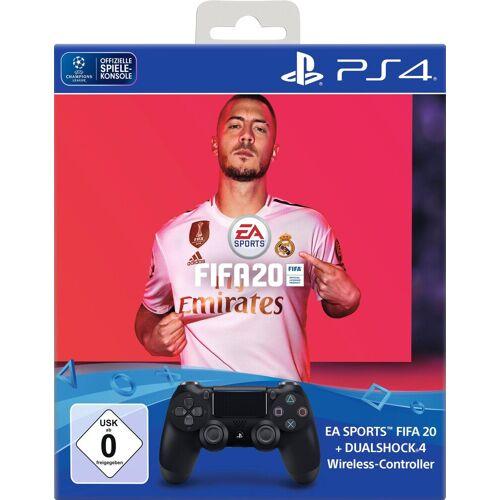 PlayStation 4 »Dualshock 4« Wireless-Controller (inkl. FIFA 20)