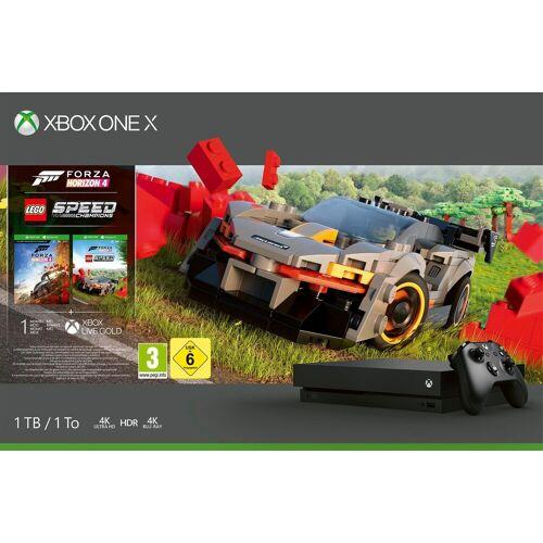 Xbox One X 1TB, Forza Horizon 4 Lego Bundle