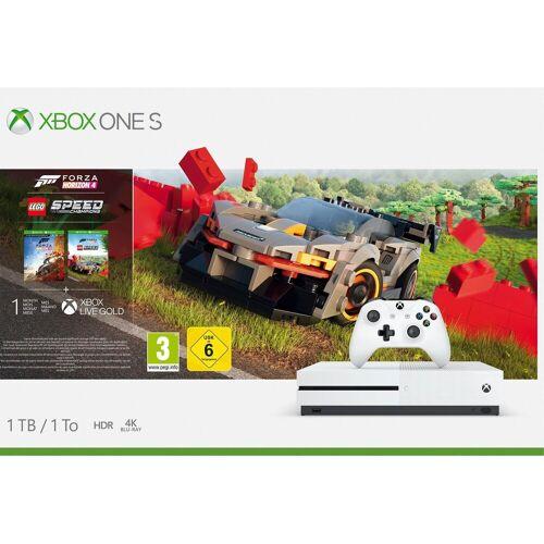 Xbox One S 1TB, Forza Horizon 4 Lego Bundle