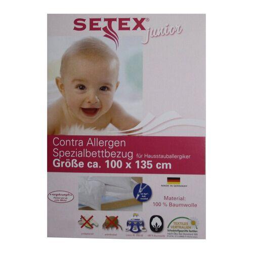 SETEX Babybettbezug, , Bettbezug 100x135cm Baby Kinder Bettwäsche Bettdecken Bezug