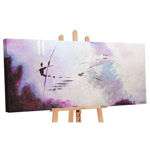 ART YS-Art Gemälde »Endloser Flug 019«