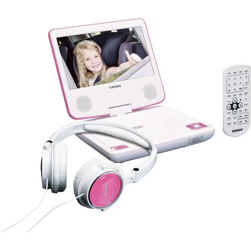 Lenco »DVP-710« Portabler DVD-Player