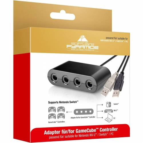 ak tronic Switchadapter für GameCube Controller