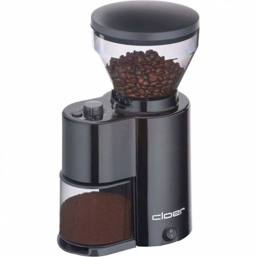 Cloer Kaffeemühle 7520 Kaffeemühle schwarz