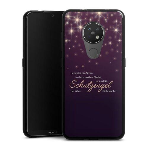 DeinDesign Handyhülle »Schutzengel« Nokia 7.2, Hülle Engel Schutzengel Sprüche