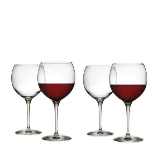 Alessi Rotweinglas »Rotweinglas - Mami XL - 4er Set«