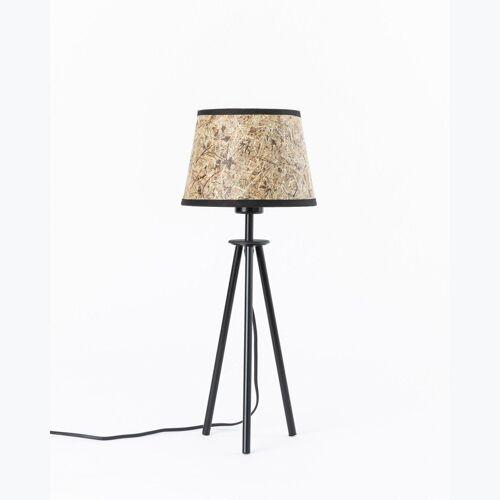Almut-Leuchten Tischleuchte »Dreibein aus Metall mit Heuschirm«