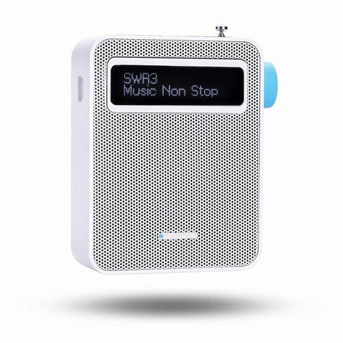 Blaupunkt »PDB 100 WH« Digitalradio (DAB) (UKW, Steckdosenradio DAB+ mit Bluetooth)