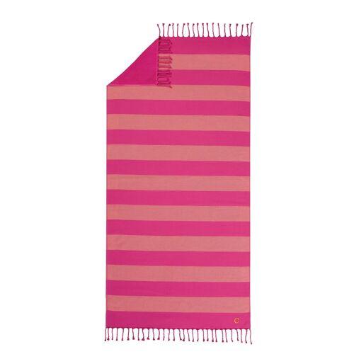 Cawö Strandtuch, Hamamtuch, 23 Pink