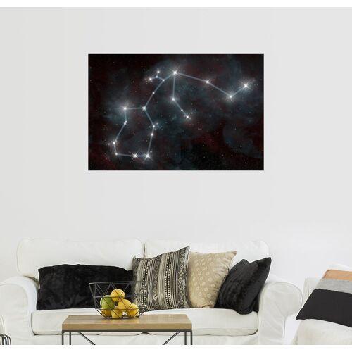 Posterlounge Wandbild, Das Sternbild Wassermann
