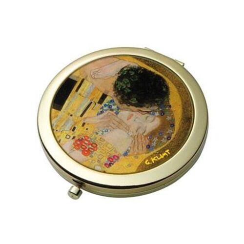 Goebel Taschenspiegel »Taschenspiegel Gustav Klimt Der Kuss«