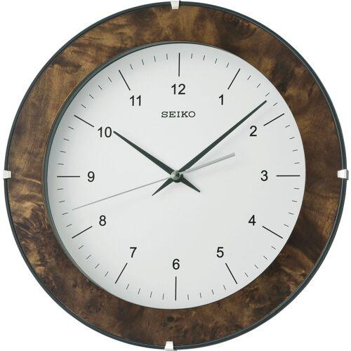 Seiko Wanduhr »Wanduhr Holz, QXA738A«