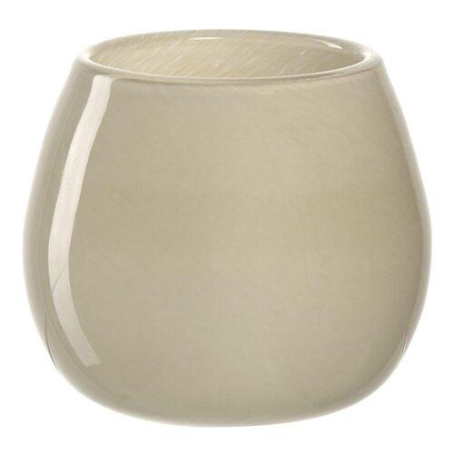 LEONARDO Teelichthalter »CASOLARE Beige, 8.2 cm«