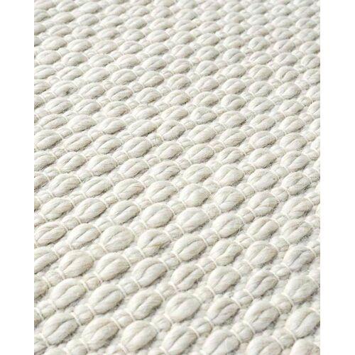Fable & Loom Teppich »Flynn - Wollteppich, Handgewebt«, , rechteckig, Höhe 20 mm, handgewebter Wollteppich, texturiert, Eierschale