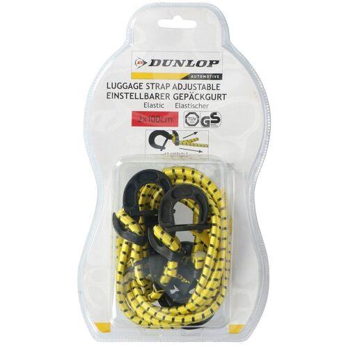 Dunlop »Gepäckgurt einstellbar Gepäckgurt einstellbar« Gepäck-Halterung, Gelb