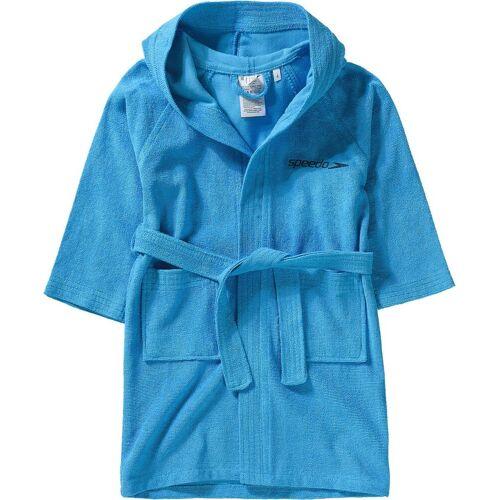 Speedo Kinderbademantel »Kinder Frottee Bademantel«, , blau
