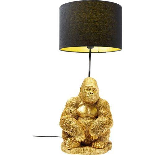 KARE Tischleuchte »Ausgefallene Monkey Gorilla Gold«