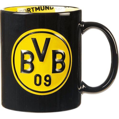 Borussia Dortmund Tasse »BVB-Tasse mit Innendekor«