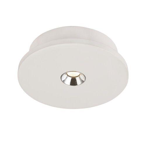Licht-Trend Deckenleuchte »LED Ipatinga Gips Weiß«