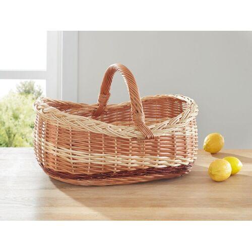 HomeLiving Picknickkorb »Farbenmix«