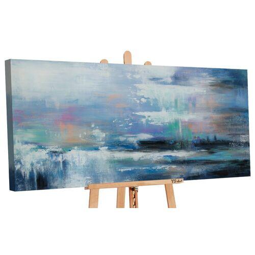 ART YS-Art Gemälde »Abstraktion III 165«