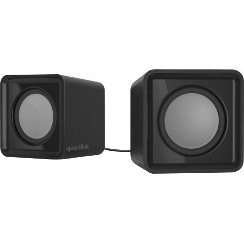 Speedlink TWOXO PC-Lautsprecher, schwarz